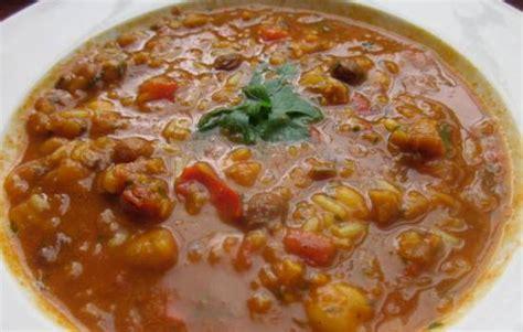cucina marocchina harira ricetta zuppa harira ricetta