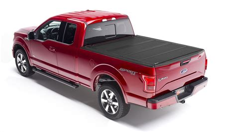 folding truck bed cover bak industries 48327 bakflip mx4 hard folding truck bed