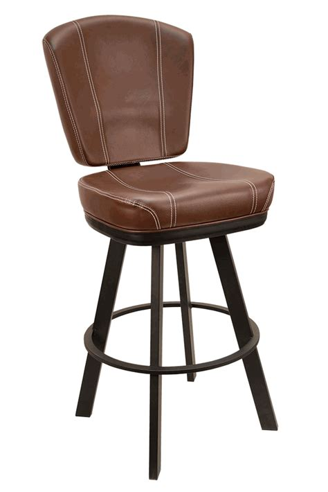 Gladiator Commercial Bar Stools by Gladiator Commercial Brown Modern Bar Stool W