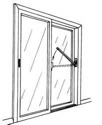 Patio Door Security Bar Lock by Affordable Lock Amp Safe Supply Inc S Parker Hardware Mfg