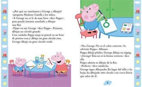 leer libro de texto leonardo en linea 10 cuentos de peppa para leer en 1 minuto peppa pig primeras lecturas megustaleer