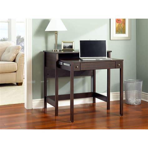 Pull Out Desks by Bush Furniture Brandywine Writing Desk For