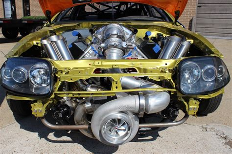 supra engine toyota supra with a turbo hemi v8 engineswapdepot com