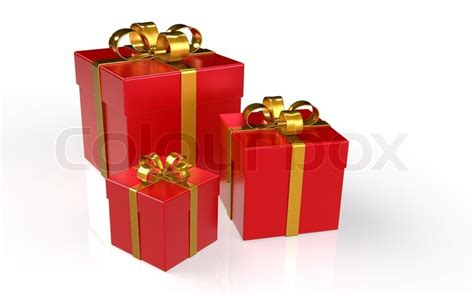 christmas presents stock photo colourbox