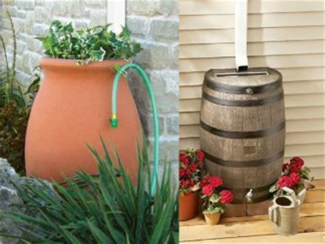 beautiful rain barrel designs