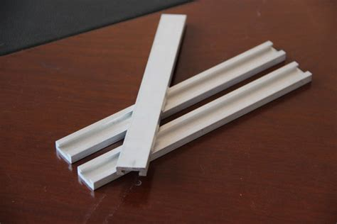 aluminium extrusions for led lighting t shaped aluminum extrusion metal extrusion profiles for