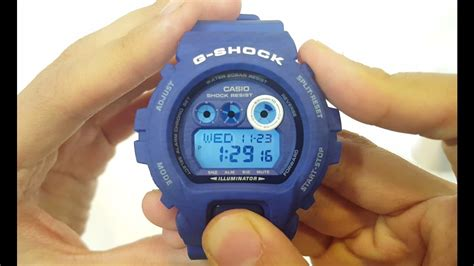 Casio G Shock Gd X6900ht 8 Garansi Resmi casio g shock gd x6900ht 2d unboxing