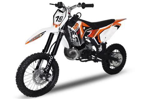 2 Takt Motorrad 48 Ps by Dirtbike Nrg49 Gts 49ccm 14 12 Hydraulik Cross Enduro