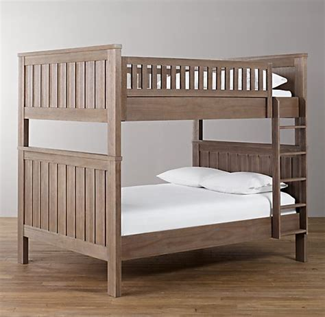 full over full bunk bed plans diy full over full bunk beds plans free