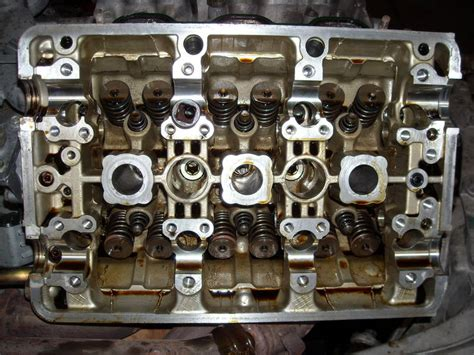 head gasket repair part 1