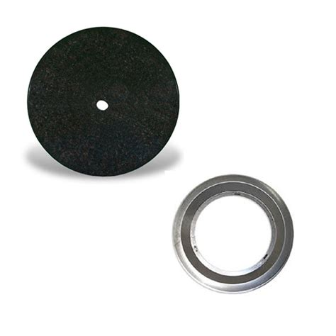 pit insert ring pit black mahogany granite insert with adaptor ring
