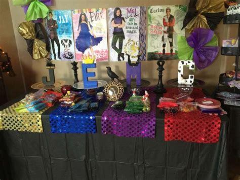 disney descendants party descendents birthday by 147 best disney descendants birthday party ideas images on