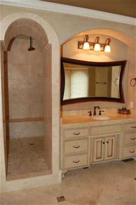 Secret Shower by 1000 Ideas About Shower No Doors On Walk In