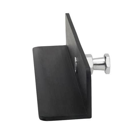 kupo shelf support l bracket black set of two