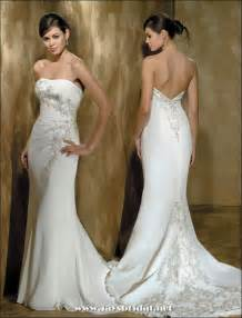 Strapless Wedding Dresses The Most Stylish Dresses And Wedding Strapless Wedding