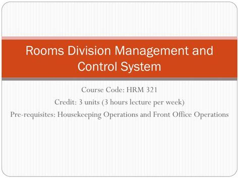 rooms division manager ppt rooms division management and system powerpoint presentation id 5670911