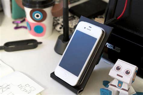 Rak Kosmetik Simple cara membuat iphone desk stand dari kardus bekas