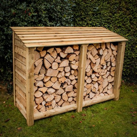 5ft log store log store