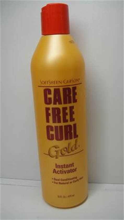 care free curl activator on natural hair care free curl instant activator for natural or curly