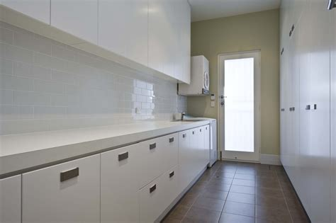Laundry Cabinets Melbourne by Custom Made Kitchens Custom Cabinet Makers Melbourne