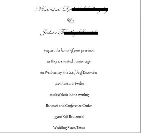 Wedding Invitations Plus One by Wedding Invitation Etiquette Guest Plus One Yaseen For