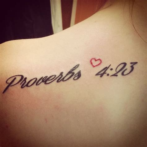 tattoo over heart 1000 ideas about proverbs on proverbs