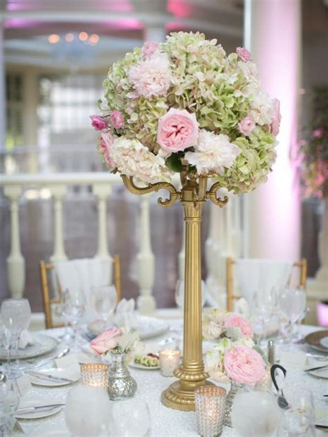 striking wedding centerpiece ideas hgtv