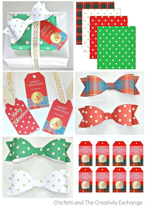 free printable christmas tags that you can type on favorite christmas snacks and printable gift tag