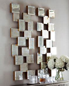 silver squares framed mirror 32x66 in living room 1000 images about beautiful mirrors and shimmering silver