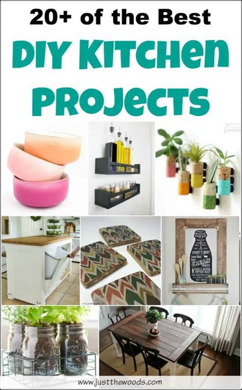 kitchen projects ideas 20 of the best diy kitchen projects to spruce up your home