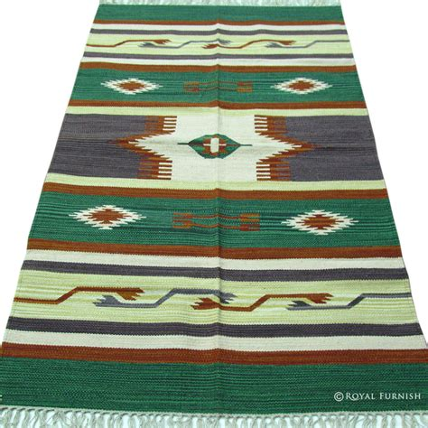 buy cheap rugs india 28 buy cheap indian rug woven southwest style rustic wool rug flat woven 66 quot x 43