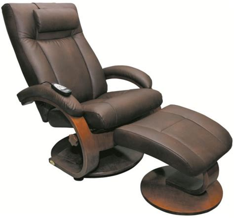 european recliner with ottoman new mac motion oslo euro recliner and ottoman with
