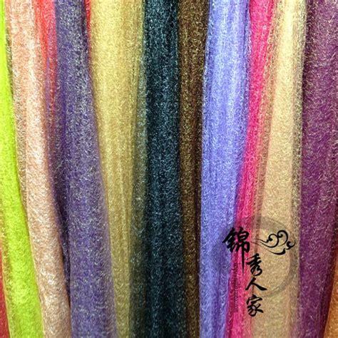 Decoration Net Material by Gold Silk Gauze Net Webs Manual Diy Fashion Wedding
