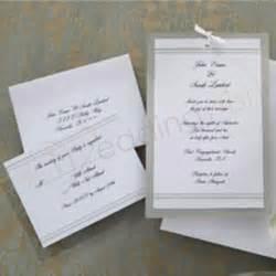 invitation kits wedding wedding wilton simply wedding invitation kits x 25