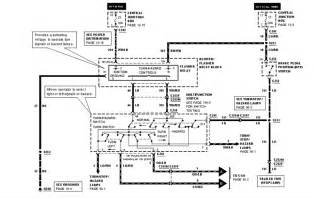 2000 f150 wiring diagram signal works the truck but not the trailer