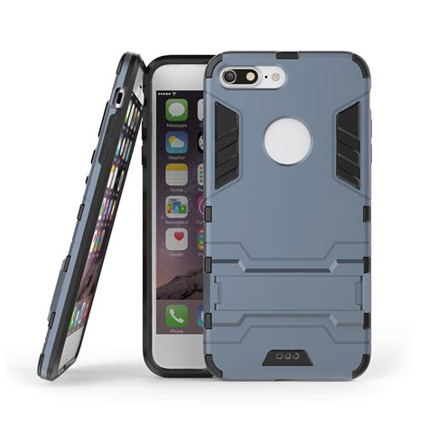 apple iphone 7 plus protective with kick stand armor x