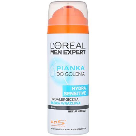 L Oreal Foam l or 233 al expert hydra sensitive foam