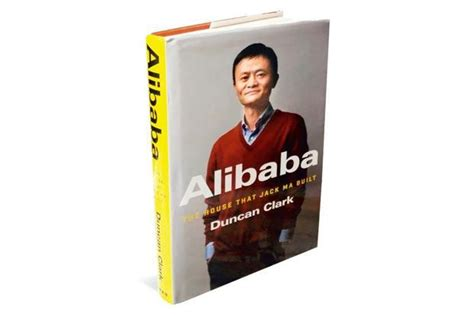 jack ma biography book book review alibaba the house that jack ma built livemint