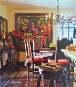 Southwest Dining Room Furniture by Hacienda Mexican Houses Pinterest Haciendas