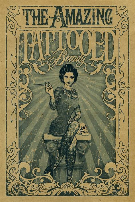london abc at tattoo circus 15 best freak show images on