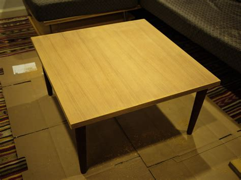 wood coffee table refinishing drew lustro