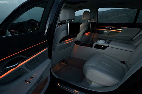 bmw inside seven remarkable design features on the 2016 bmw 7 series