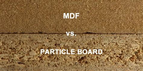 what desk is mdf desks vs particle board desks which is better