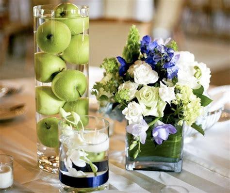 apple centerpieces green apple centerpiece ideas