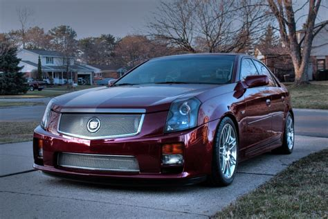 Cadillac 2005 Cts by Rob Peters S 2005 Cadillac Cts V On Wheelwell