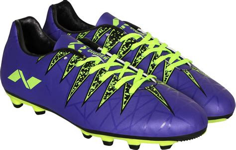 nivea football shoes nivia digger football shoes for buy purple color