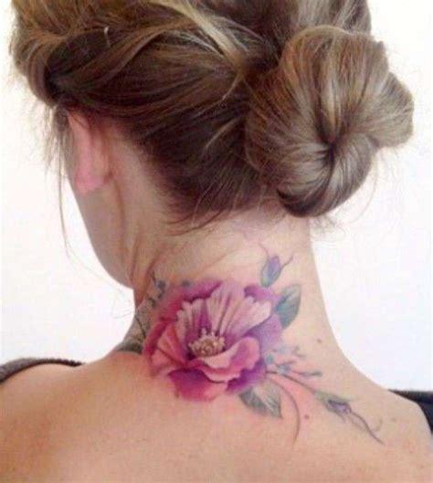 tatuaggi femminili fiori tatuaggi fiori foto stylosophy