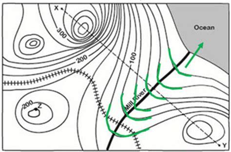 contour map river | www.pixshark.com images galleries