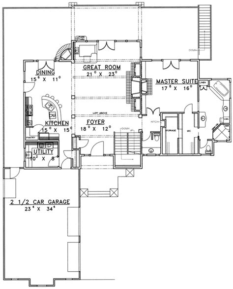 simple ranch house plan ranch house luxury log home walton ferry luxury log home house plans ranch style