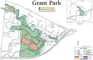 Grant Park Chicago Map by Ohio Bronies Blog February 2012